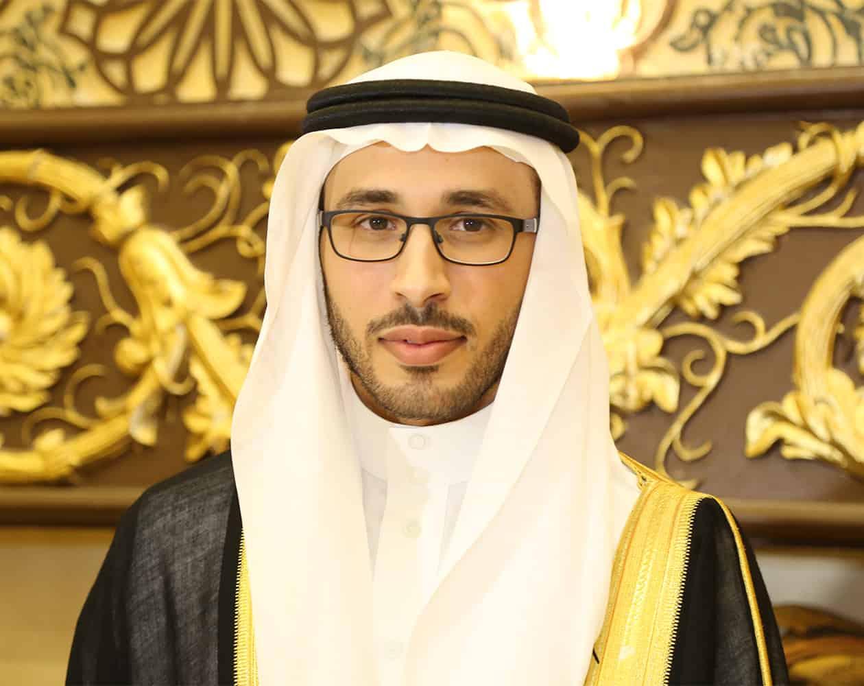 أحمد الميمان، رئيس قسم المعلومات