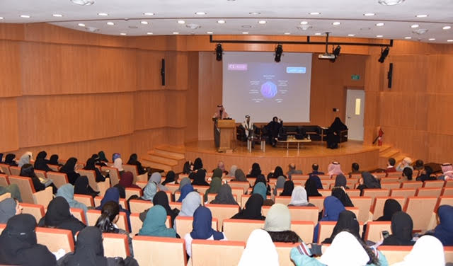 Open talk with the Dean Dr.Fahad Almajid