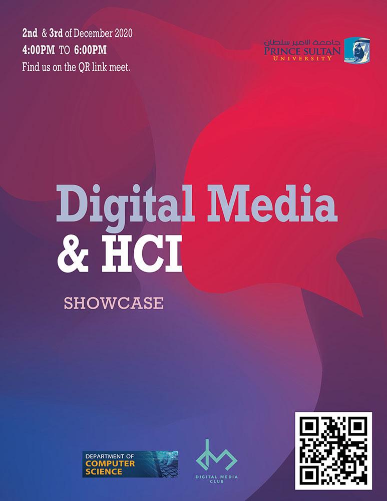 Digital Media & HCI Showcase