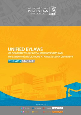 Unified Bylaws of Graduate Studies English