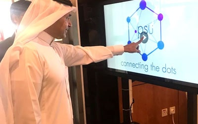 PSU - connecting the dots 2019