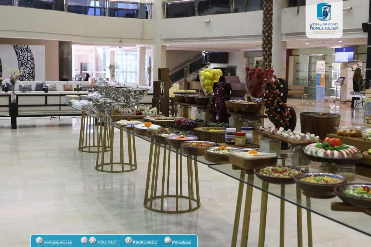 Prince Sultan University's Reception for the New Academic Year of 2019- 2020