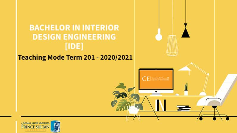 IDE Teaching Mode (Term 201)