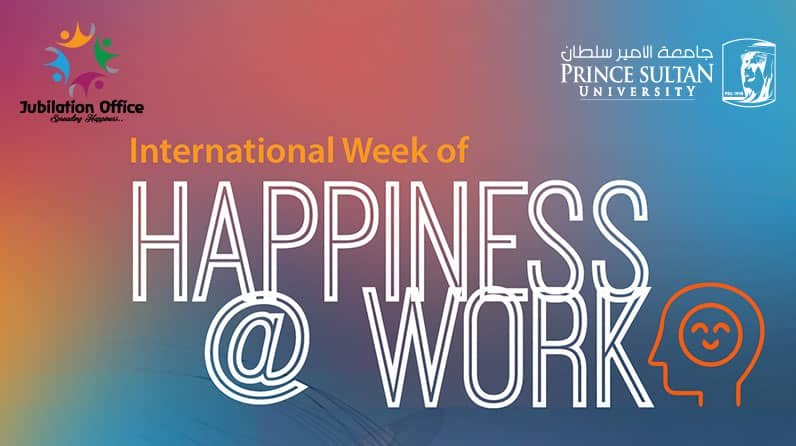 """""""International Week of Happiness at Work"""" celebrated at PSU by the Jubilation office"""