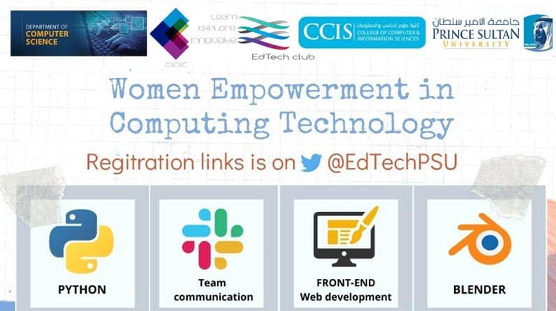 Women Empowerment in Computing Technology