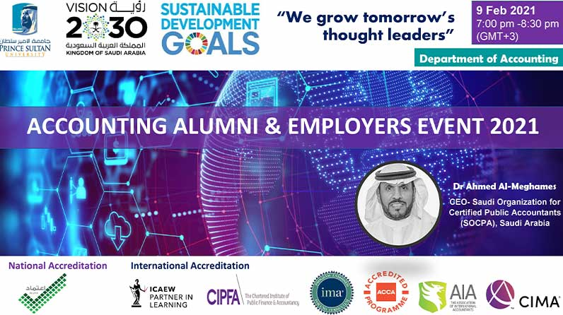 Accounting Alumni & Employer Event 2021