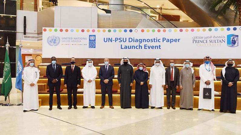 UN-PSU Diagnostic Paper Launch Event