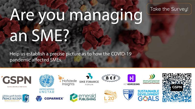 Global Survey: Impact of COVID-19 on Small and Medium Enterprises (SME)