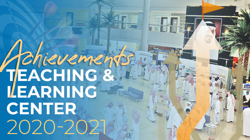 Teaching & Learning Center Achievements for A.Y. 2020-2021