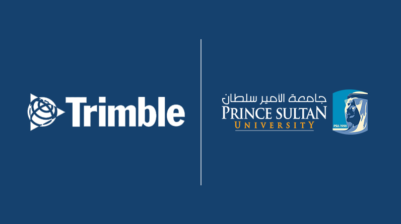Trimble Signs MOU with Prince Sultan University