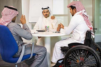10.4 - Students and staff with disabilities