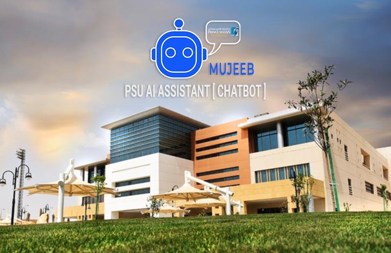 Talk to Mujeeb ChatBot
